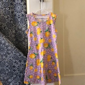 Wonder Nation New with Tags Girl's Tank Dress
